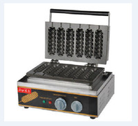 Wholesale Commercial Lolly Waffle Maker machine Sausage Hot Dog Machine Crispy Machine