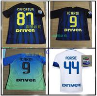 best sport shirts - AAA best quality Inter home away jerseys CANDREVA EDER ICARDI JOVETIC Milan Kondogbia Jovetic Icardi shirts football sports