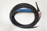 Wholesale Hitbox TIG welding Torch WP26V M Cable Black Handle Gas And Cable Separate ship directly from Shenzhen factory