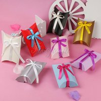 Wholesale 12Pcs Paperboard Candy Box cm x cm x cm Wedding Party Favors Gifts Boxes for New Year Christmas Decorations
