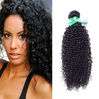 Wholesale 2016 Hot Sale Time limited Kinky Curly Perucas De Cabelo Humano Hair Extensions Products Brazilian Human Virgin  hair Kinky Curly Wave
