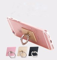 Wholesale 2017 New Arrived Universal Mobile Ring Cell Phone Mounts Holders or Square Degree Rotating Support for iPad with Price