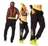 Wholesale New arrival women SWEATPANTS Lets Win This Sweatpants unisex pants black color