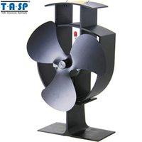 Wholesale Inch Multi Function Heat Powered Eco Stove Fan for Wood Burning Fireplace and USB Desk Fan