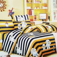 Wholesale Bedding sets four pieces of plant cashmere new arrivals small fresh hundreds of sample pattern warm of the four seasens