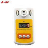Mètre de gaz de gros Alarme détecteur de fuite de gaz alarme analyseur de gaz CO détecteur de monoxyde de carbone CO compteur avec le son et la lumière
