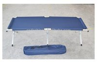 Wholesale Outdoor folding bed camping Reclining folding bed camping bed