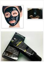 Wholesale Shills Peel off face Masks Deep Cleansing Black MASK ML Blackhead Facial Mask Shills Deep Cleansing Black MASK Matte DIY