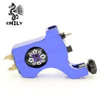 Wholesale Newest Bishop Style Precision Rotary Tattoo Machine Gun Colors