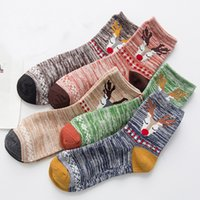 animated socks - Cotton socks with lovely han edition student animated cartoon restoring ancient ways in the fall and winter