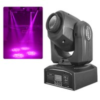 Wholesale 20W Led Moving Head lights colors Patterns Mini Zoom Spotlight DMX Dj Stage lighting Equipment Channels