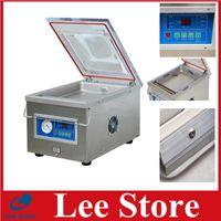 Wholesale food vacuum sealer packing machine chamber aluminum bags food rice tea vacuum sealing machine CE