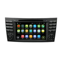Wholesale Android Rockchip PX3 Cortex A9 core Car DVD GPS Stereo Radio For Mercedes Benz E Class W211