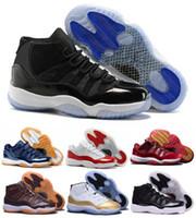 Wholesale Retro Basketball Shoes Men Women Red Retro Shoes Low Man Bred Georgetown Space Jam Citrus GS