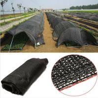 Wholesale FT Garden Plant Black Sunshade Net Balcony Yard Patio Greenhouse Insulation Shading Netting