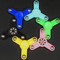 Big Kids bead spinner - EDC Toys Patented Ceramic Hybrid Bearing Bead Finger Gyro Finger Gyro Fidget Hand Spinner