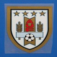 Wholesale Uruguai football patch Soccer Balls Team logo