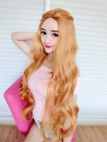 Wholesale Cartoon Taro - Manufacturers of new 100cm cartoon taro color cosplay wigs cosplay wig special wig can be wholesale