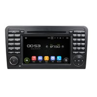 benz tv - Fit Mercedez Benz ML Class W164 ML300 ML350 ML450 ML500 Android HD car dvd player gps radio G wifi BT dvr OBD2