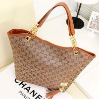 bead knitting supplies - The supply of new fashion chain tassel handbag fashion handbag shoulder bag for a batch