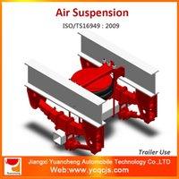 air suspension bags - ISO TS16949 Truck Semi trailer Trailer Air Bag Lifting Suspension Device Trailer Air Suspension