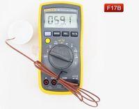 Wholesale Original Fluke B F17B Digital Multimeter with temperature probe can measure temperature