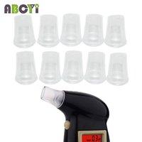 Bouteilles de Breathalyzer de testeur d'alcool de respiration de Breathalyzer de vente en gros-10pcs pour la buse Keychain Alkohol Testeur I-ALT-07, I-ALT-07S, I-ALT-16
