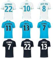 Wholesale Best thailand quality Maillot de foot Maillot om Olympique de Marseille jerseys