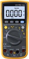 Wholesale ZOTEK VC15B AUTORANGING DIGITAL MULTIMETER Large LCD display MAX display counts