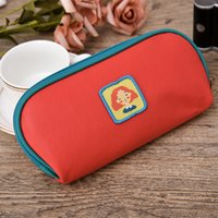 big pencil cases for boys - Korea Magic Channel Large Capacity Multifunctional Canvas Pencil Cases Big Pen Bags Box for Boys Girls School Stationery