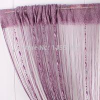 Wholesale New Beaded Tassel String Curtain Decrative Window Curtains Blinds