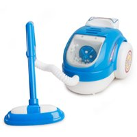 best toy vacuum - Mini Simulation vacuum cleaner toy for kid lovely classic electric furniture toy the best gift for children