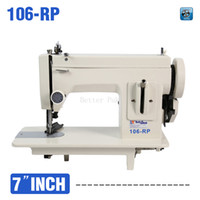 Wholesale 106 RP Household sewing machine fur leather fell clothes thicken sewing machine Thick fabric material sewing machine