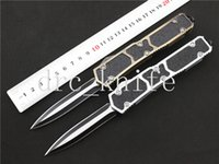 Microtech auto hunting - 2 types Hot Microtech Sword ant Auto Tactical knife Outdoor Camping Hunting EDC folding Knife Survival Knives hand tools