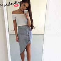 Wholesale MinBoutique Women Skirt Top Quality M1640