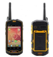 Wholesale original Runbo Q5 NFC PTT OTG IP67 GB RAM GB waterproof phone Walkie talkie MTK6735 Android