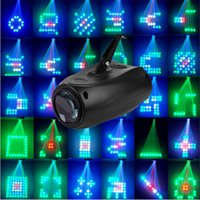 Wholesale Eyourlife Led DJ Disco Light Sound actived RGBW Stage Light Music Show for DJ Party KTV Club Bar Effect light