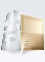 achat en gros de peau de jeûne-Marque célèbre 8pcs un ensemble hydratant blanchissant visage masque de soins de la peau Advanced Night Repaire Syncronized Récupération Réparation rapide livraison