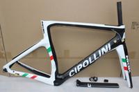 Precio de Marcos de carreras-NK1K cipollini marco de carbono bicicleta de carretera marco 2016 carreras de bicicleta marco de fibra de carbono bicicleta marco, tenedor, sillín, auricular, abrazadera