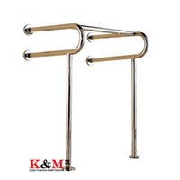 Wholesale Hot Sale Stainless Steel Handicap Toilet Rails Toilet Safety Rails Toilet Rails Tub Grab Bar For Disable