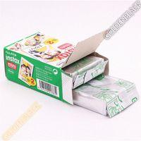 Fuji Fujifilm Instax Mini 8 Película Blanc 2 Paquetes 40 Hojas Película Para 7s 8 90 25 55 Compartir SP-1 Cámara Instantánea