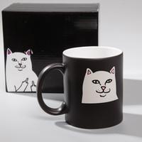best cooler bags - RipNDip Lord Nermalr Erect middle finger cat mug cup ceramic cups black discoloration Cup BAG carpet MAT BEST COOL CUP OF