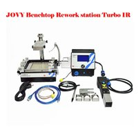 air systems products - Newest product Jovy Systems first bench top rework station Turbo IR rework station combines Infrared heating and hot air