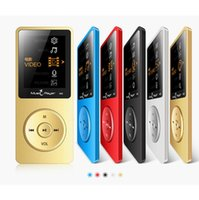 Wholesale IQQ X02 GB MP4 Player With Inch Screen Can Play hours With FM E Book Clock Data