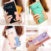 bart credit card - cute wallet for teen girls Fashion Women Lady Cute Cat Clutch Long Purse Wallet Card Holder Mobile C00833 BART