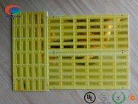 aluminum processing plants - COB circuit board proofing aluminum based emergency circuit board welding mirror PCB production PCB processing plant