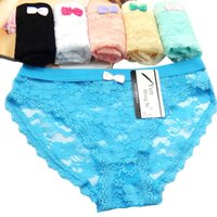 beautiful hipsters - Yun Meng Ni Underwear Sexy hot teen hipster transaprent lace short panties beautiful embrodired sexy lingerie