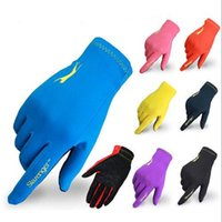Wholesale New Breathable Women s Outdoor Sports Running Gloves Thin Full Finger Fitness Driving Cycling Hiking Slip Gloves Women