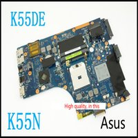 asus pn - For ASUS K55N Laptop Motherboard PN NAMMB1000 K55DE REV Mainboard Tested Fast Ship
