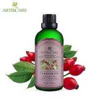 Wholesale 100 Natural Rose Hip Base Oil Fade Stretch Mark Anti Wrinkle Acne Scar Anti Aging Moisturizing Massage Carrier Oil ml ARTISCARE